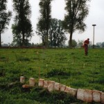 Aanleg Labyrint 2005